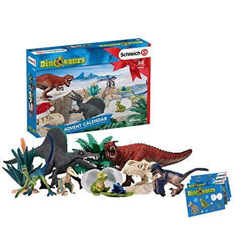 SCHLEICH 97982 Dinosaurs 2019 Adventskalender...