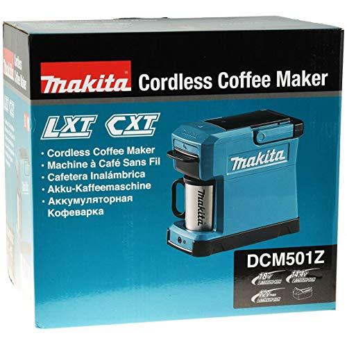Makita Original Akku-Kaffeemaschine DCM501Z 1...
