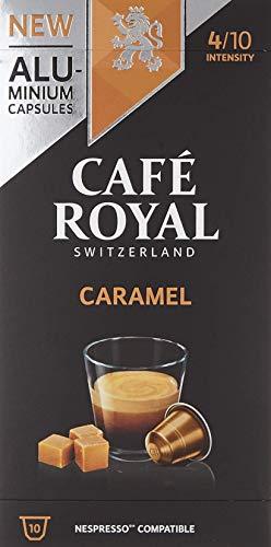 Café Royal Caramel Flavoured Edition 50 Nesp...