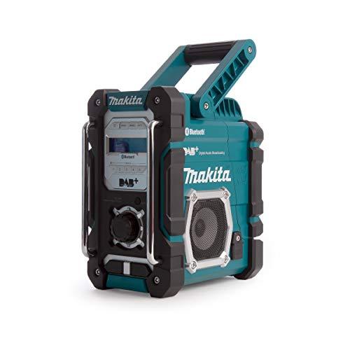 Makita DMR112 Akku-Baustellenradio 7,2 V - 18...