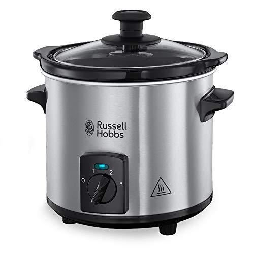 Russell Hobbs Slow Cooker, Schongarer Mini 2,...