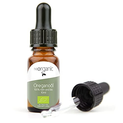 Bio-Oregano Öl (Origanum Vulgare) – charak...