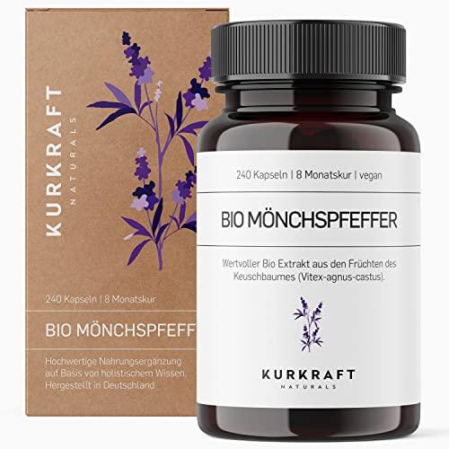 Kurkraft Mönchspfeffer Extrakt - Original Vi...