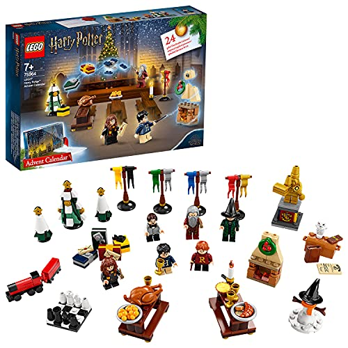 LEGO 75964 Harry Potter Adventskalender, Baus...