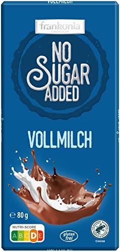 frankonia CHOCOLAT NO SUGAR ADDED Added Vollm...