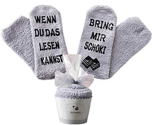 Schokolade Geschenk, Schokolade Socken, Adven...