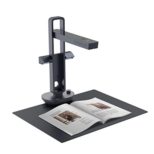 CZUR Aura Pro Tragbarer Buch Dokumentenscanne...