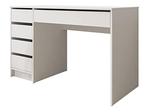Mirjan24 Schreibtisch Ada, 5 Universale Schub...