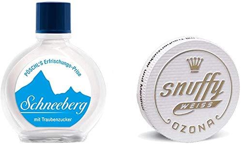 Pöschl Tabak GmbH & Co. KG SCHNEEBERG Weiss ...