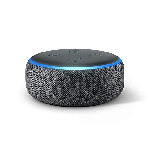 Echo Dot (3. Gen.) Intelligenter Lautsprecher...