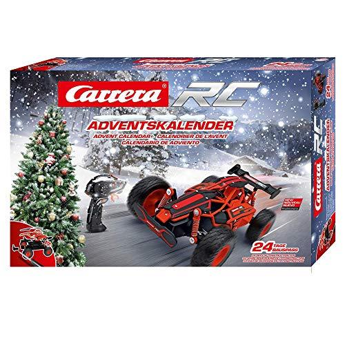Carrera RC Adventskalender 2,4 GHz Buggy, Rot...