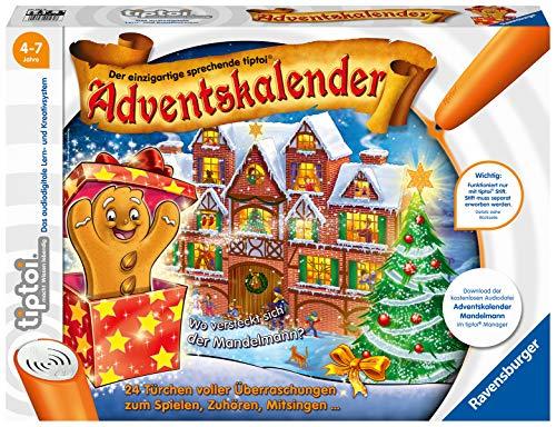 Ravensburger tiptoi Interaktiver Adventskalen...