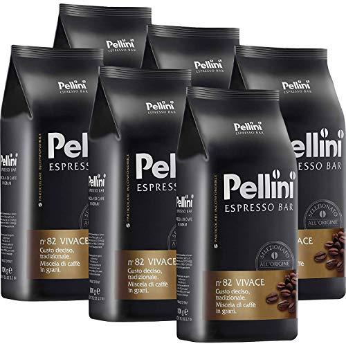 Pellini Espresso Bar N° 82 Vivace 6 x 1kg Ka...