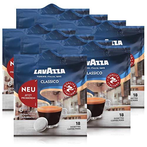 Lavazza Kaffeepads Classico 18 Pads - Für Ka...