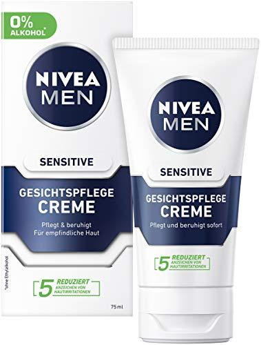 NIVEA MEN Sensitive Gesichtspflege Creme im 2...
