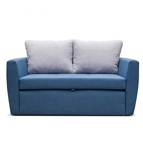 mb-moebel Sofa mit Schlaffunktion Klappsofa B...