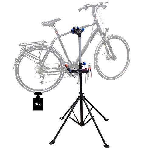 TRUTZHOLM® 360° Reparaturständer Fahrradmo...
