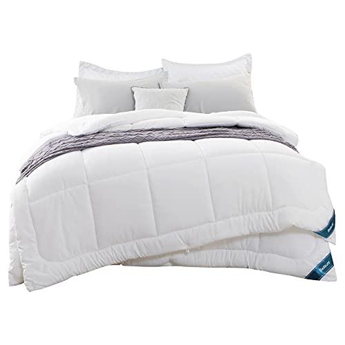 Bedsure Bettdecke 155x220 cm 4 Jahreszeiten, ...