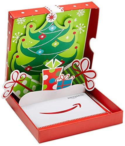 Amazon.de Geschenkkarte in Geschenkbox (Weihn...