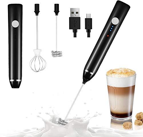 Elektrischer Milchaufschäumer, Dallfoll USB ...