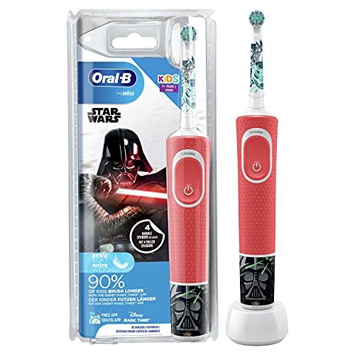 Oral-B Kids Star Wars Elektrische Zahnbürste...