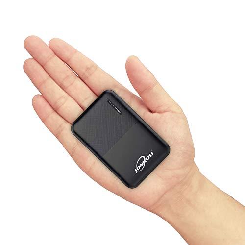 Handy Powerbank 10000mAh Mini Externer Akku P...