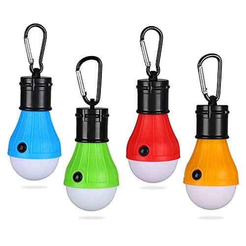 Yizhet Campinglampe, 4xLED Campinglampe LED C...