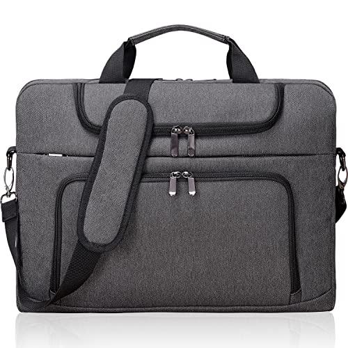 BERTASCHE Laptoptasche 17 Zoll - 17,3 Zoll No...