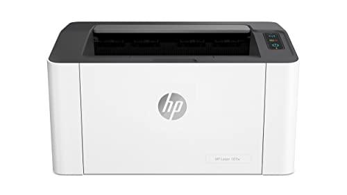 HP Laser 107w Laserdrucker (A4 Drucker, WLAN,...