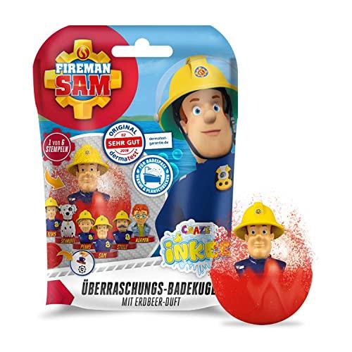 CRAZE Spaßbad Fireman INKEE Überraschungs D...