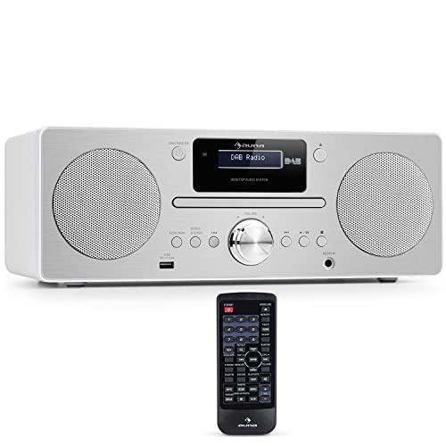AUNA Harvard Stereo Kompaktanlage Special Edi...