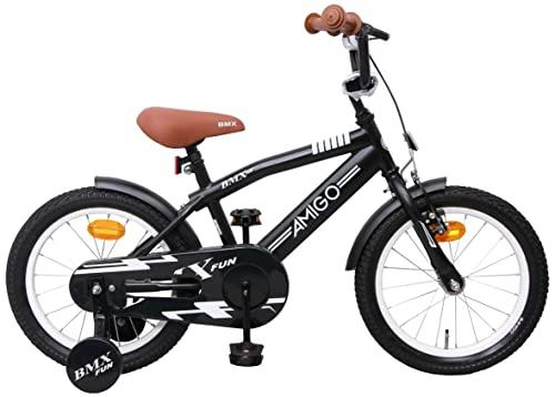 Amigo BMX Fun - Kinderfahrrad für Jungen - 1...