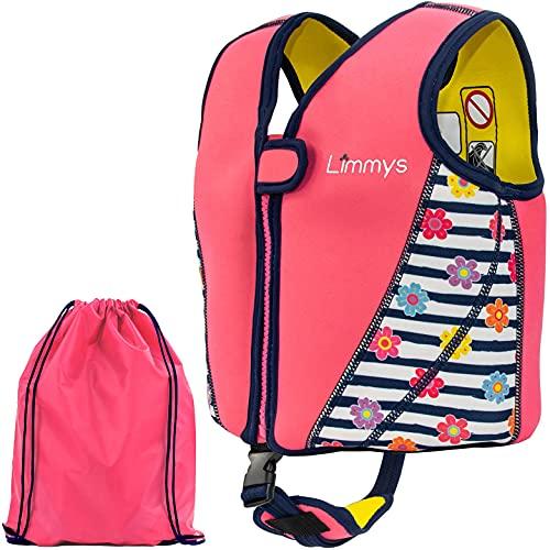 Limmys Premium Neopren Schwimmweste, ideale S...