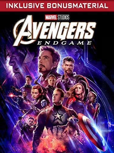Marvel Studios\' Avengers: Endgame (inkl. Bon...