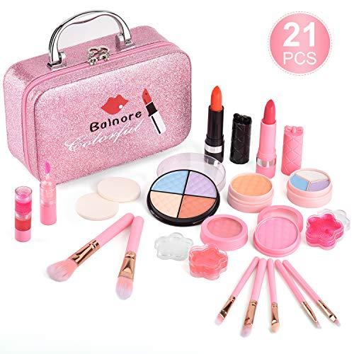 balnore Kinderschminke Set Mädchen 21 Stück...
