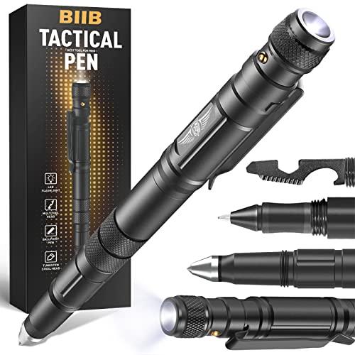 BIIB Geschenke für Männer, Taktischer Stift...