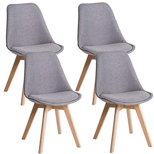 Deuline® 4X Esszimmerstühle Esszimmerstuhl ...
