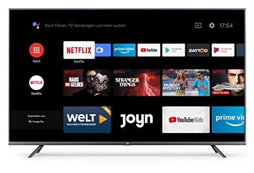 """Xiaomi Mi Smart TV 4S 55\"""" (4K Ultra HD, Trip..."""