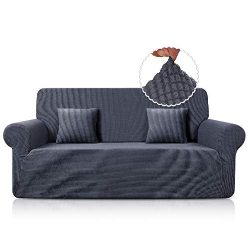 TAOCOCO Sofa Überwürfe Jacquard Sofabezug E...