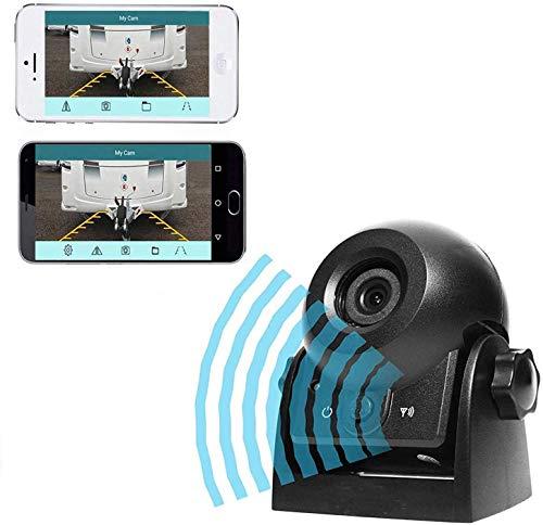 Auto Rückfahrkamera WiFi Magnetische Kamera ...
