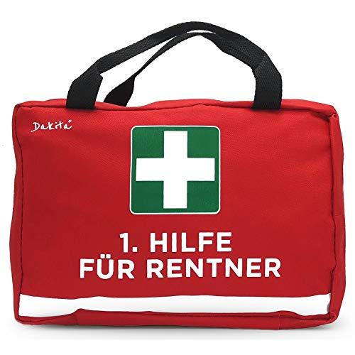 Dakita 1. Hilfe Tasche zur Rente - 28x18x8cm ...