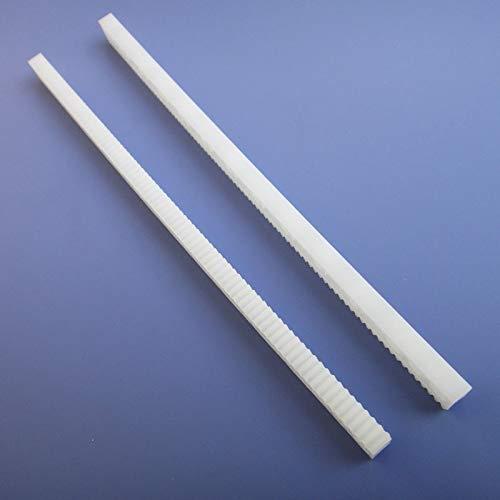 K-Fang-cl, 10 stücke Kunststoff zahnstange r...