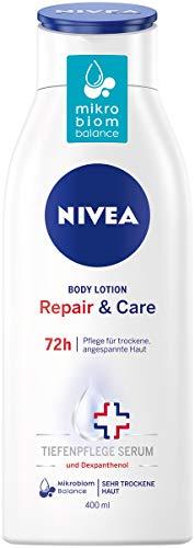 NIVEA Repair & Care Body Lotion (400 ml), Lot...