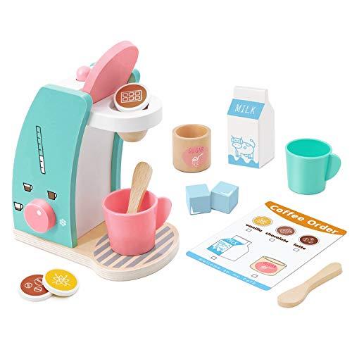 Tiny Land Brew & Serve Kaffeemaschinen-Set au...