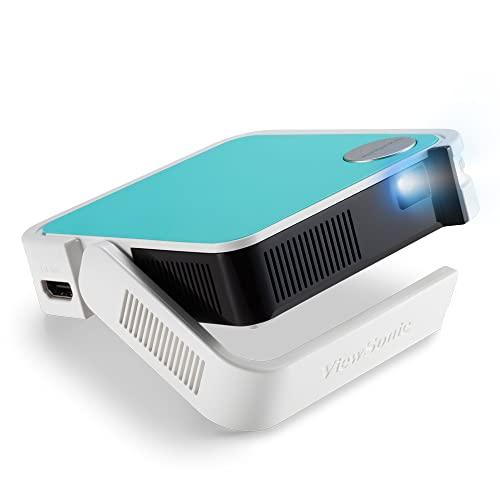 Viewsonic M1 mini Portabler LED Beamer (WVGA,...