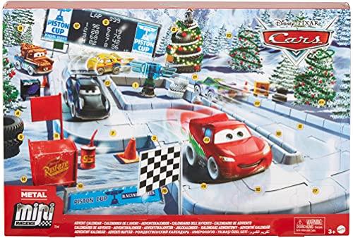 Disney Cars GPG11 Minis Adventskalender