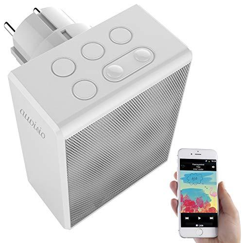 auvisio Badezimmerradio: UKW-Steckdosenradio ...