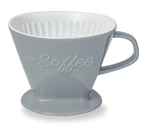 Creano Porzellan Kaffeefilter, Filter Größe...