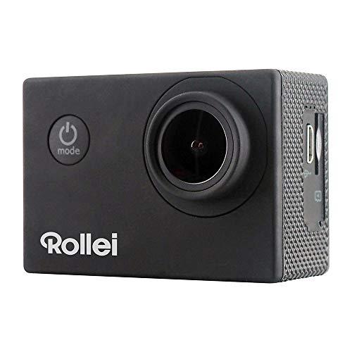 Rollei Actioncam 4S Plus - WiFi Action-Cam mi...