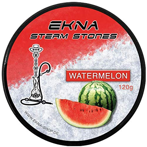 EKNA® Steam Stones Watermelon 120g - Fruchti...